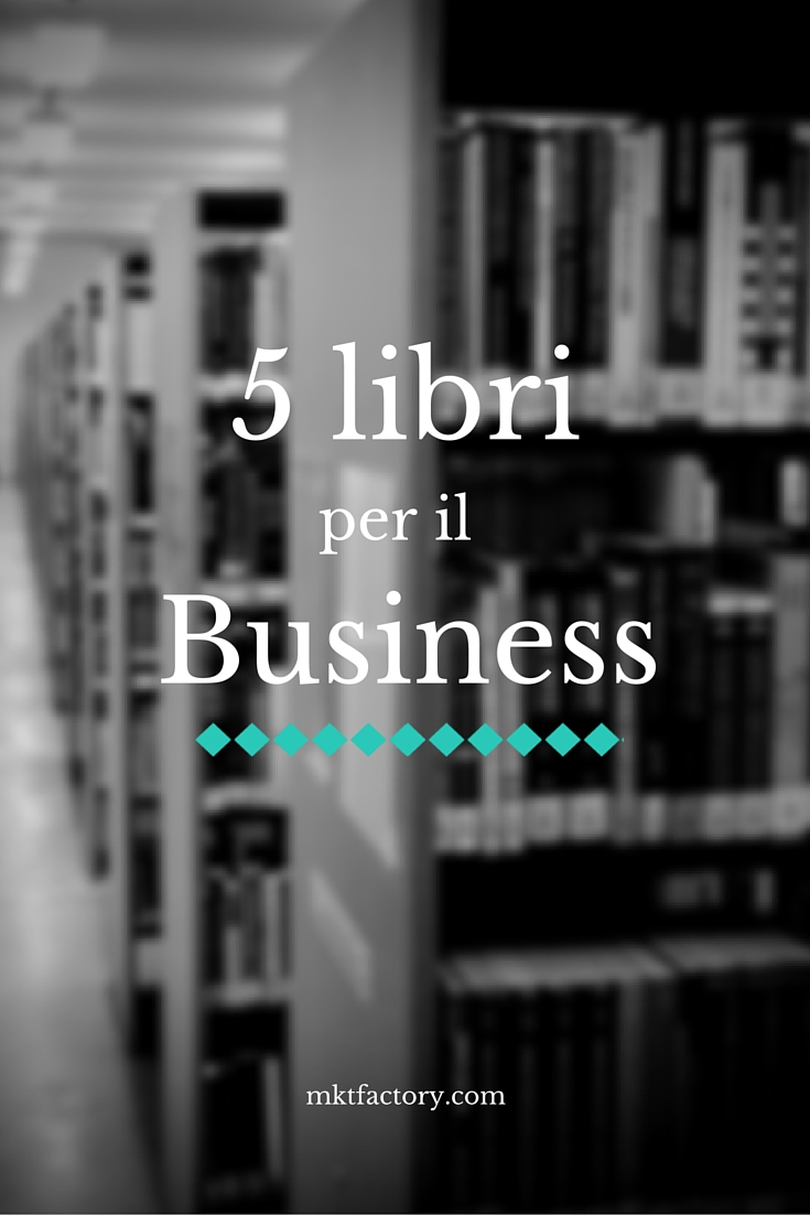 libri per il business