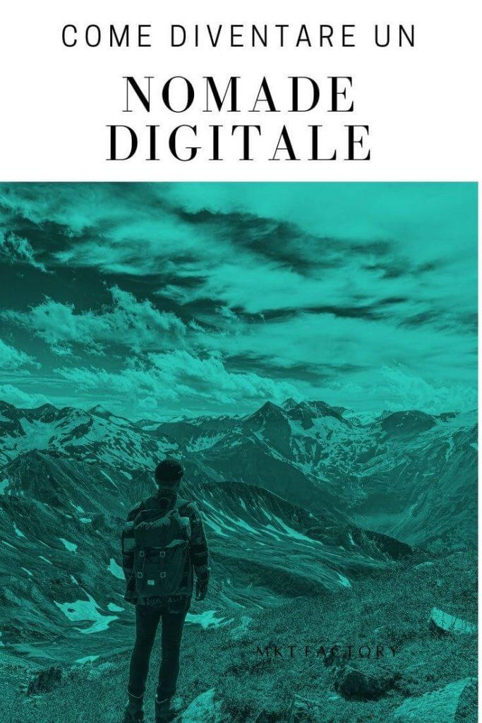 Come diventare un nomade digitale
