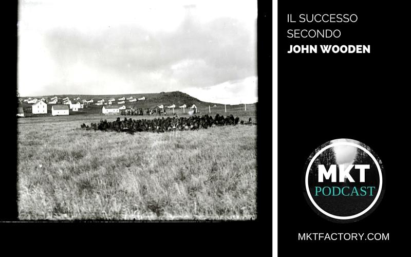 Il successo secondo John Wooden