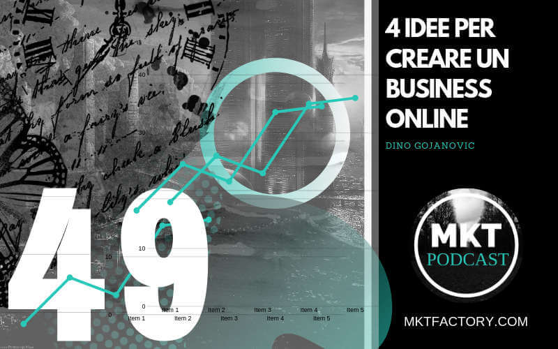 Le 4 idee di business online