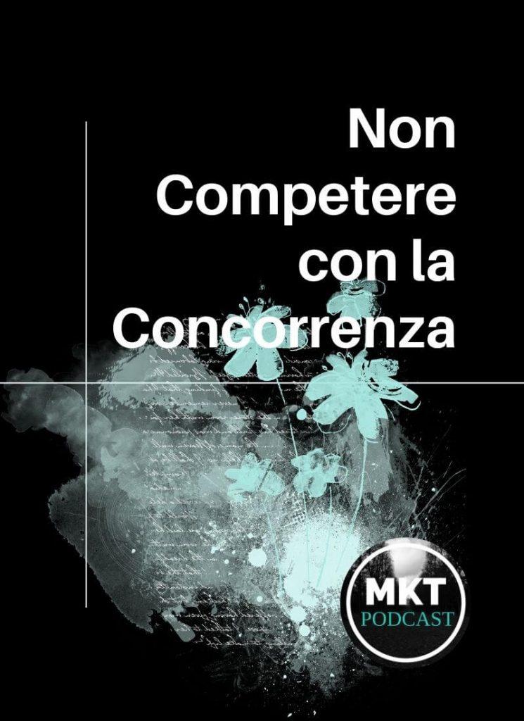 Non competere con la concorrenza