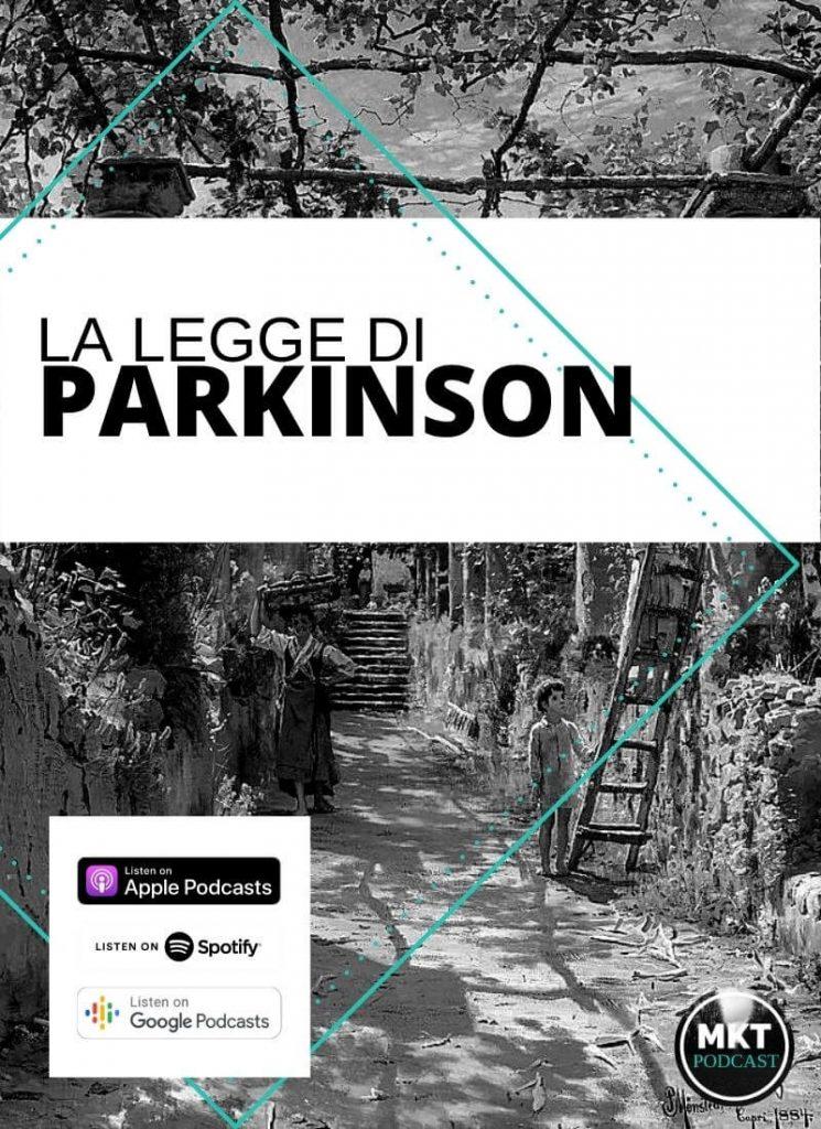 La legge di Parkinson